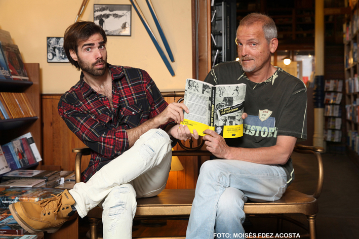 """Jordi Rebellón: """"Estamos en un momento en el que es necesario poder evadirse"""""""