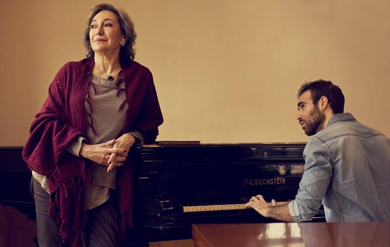 """Luisa Gavasa: """"La vida de los actores es una inesperada travesía"""""""