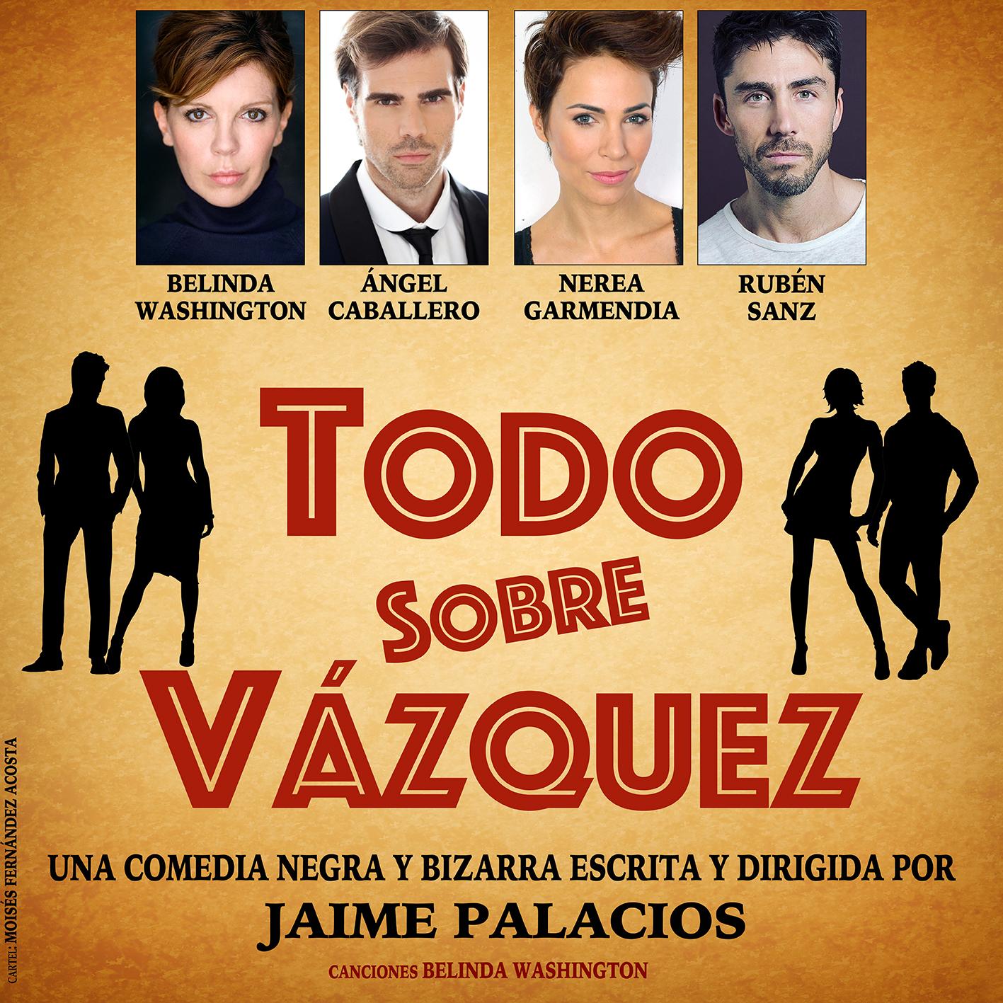 2013 El Buscón jacobo dicenta